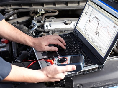 Picture of Engine Diagnostics